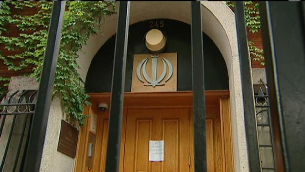 the Iranian Embassy in Ottawa
