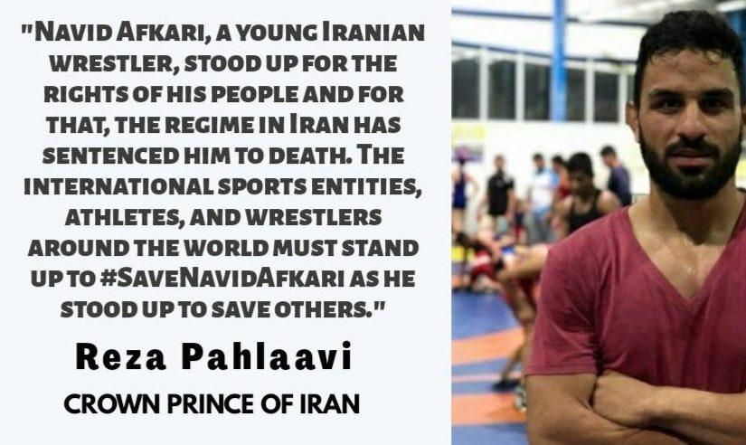 UPDATED: Navid Afkari was executed