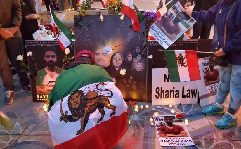Toronto Condemns Murder of Navid Afkari