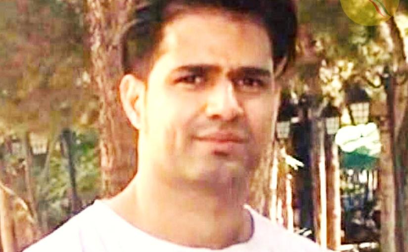 Behnam Mahjoubi, an imprisoned dervish died in prison